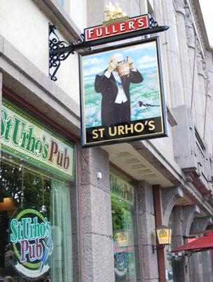 St. Urho's Pub Helsinki